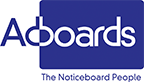 Adboards - The Noticeboard People