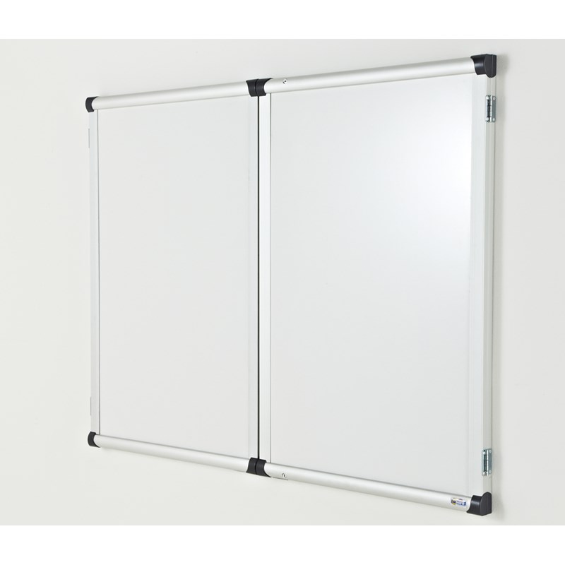 Whiteboards metropolitan confidential winged 2dr magnetic whiteboard adboards for Metropolitan exteriors inc reviews