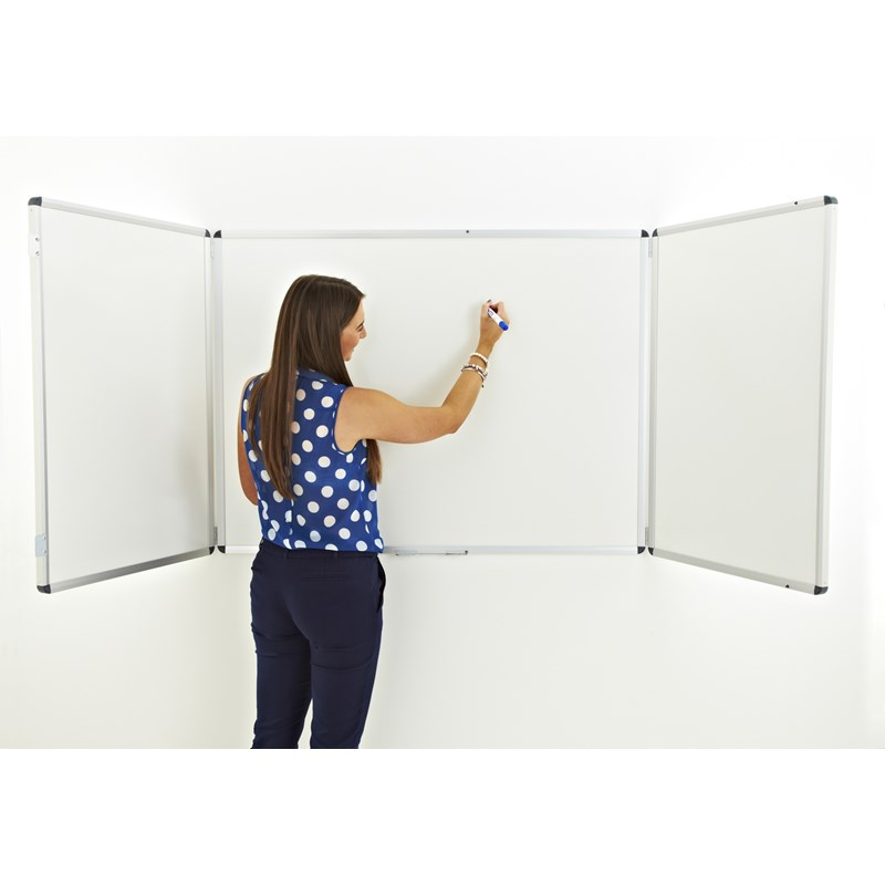 Office whiteboards metropolitan confidential winged 2dr non magnetic adboards for Metropolitan exteriors inc reviews