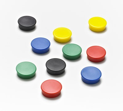 Adboards Magnetic Button Markers 20mm