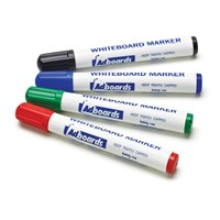 Adboards Dry-Wipe Pen Assorted 4 Colour
