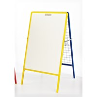 Non-Magnetic Primary Easel with Big Book Stand