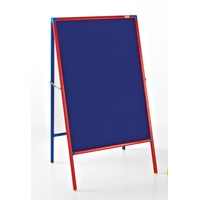Magnetic Primary Easel with Blue Loop Nylon
