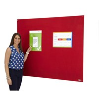 Unframed Felt Noticeboard