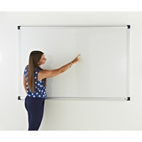 Metropolitan Frame E3 Vitreous Enamel Projection Whiteboard